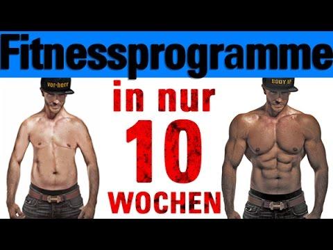 Trainingsprogramme - Abzocke!?