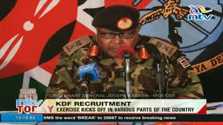 Weight, grades lock youth out of KDF slots - VIDEO