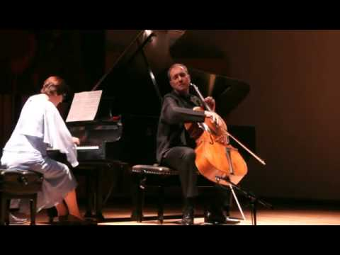 "Asier Polo, Cello. ""INTERMEZZO"" from Goyescas. E.Granados/G. Cassadó."