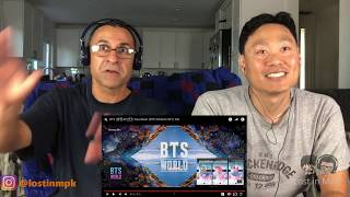 BTS   Heartbeat (BTS WORLD OST)   Reaction