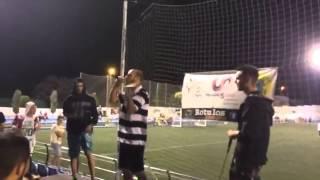 preview picture of video 'Zona Peligrosa - Siempre (Directo)'