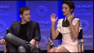 Teen Wolf Cast Talks About Allisons Death (Paleyfest)