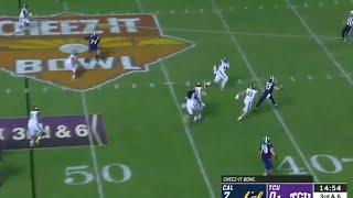 TCU Epic Fail Trick Play vs Cal | 2018 Cheez-It Bowl