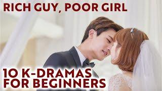 10 Best Rich Guy, Poor Girl Korean Dramas For Beginners