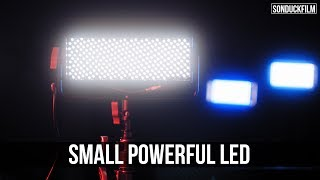 Powerful Lighting For Filmmakers | Aputure LS 1/2w Review