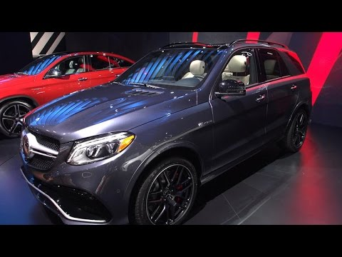 Car Tech – Mercedes-Benz GLE SUVs do more