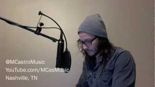 """Bruno Mars   """"When I Was Your Man"""" (Michael Castro And Katie Stevens Cover)"""
