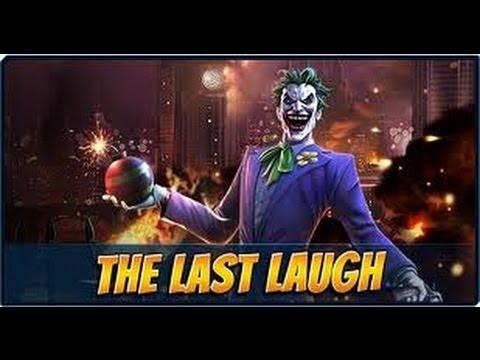 DC Universe Online : The Last Laugh PC