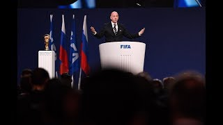 LIVE NOW ! - 68th FIFA Congress 2018