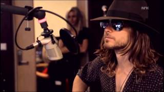 30 Seconds To Mars, 30 Seconds to Mars - NRK P3 Norway interview