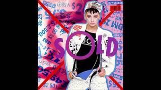 Freedom   Boy George Album Sold 1987............