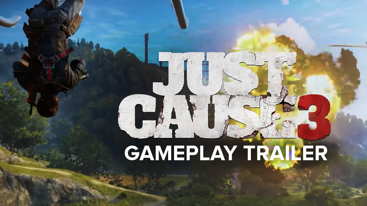 JUST CAUSE™ 3 [PS4] video