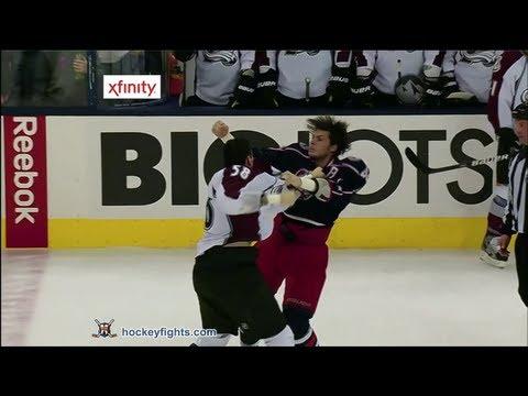 Patrick Bordeleau vs Jared Boll