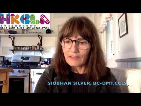 "「我是兒童醫療輔導師」系列Siobhan Silver ""I am a Child Life ..."