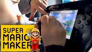 Super Mario Maker Family Test