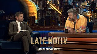 LATE MOTIV - Miguel Maldonado con Raúl Cimas. BIG POINT | #LateMotiv620