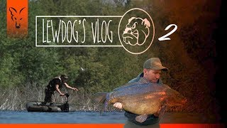 ***CARP FISHING TV*** LewDog's Vlog 2