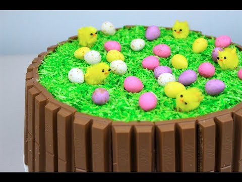 Video KIT-KAT EASTER CAKE