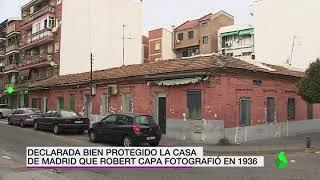 La Sexta Noticias. Peironcely10 será protegido por el Ayuntamiento de Madrid