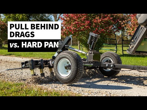 Can your ATV/UTV drag handle hard pan? – ABI Dirt