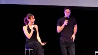 Panel Riley et Nathaniel à la BloodyNightCon 2017 (2)