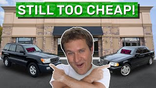 Here Are 8 Undervalued Cars that Should Be More Expensive
