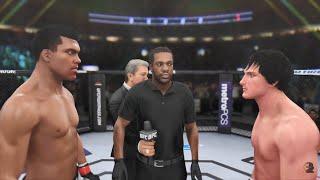 Muhammad Ali Vs Rocky Balboa | EA Sports UFC 3
