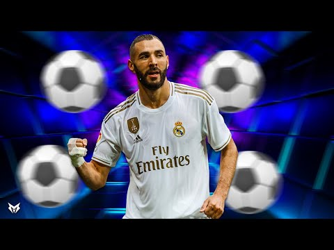 Most UNDERRATED Striker in the World 🔥 Karim BENZEMA 🔥