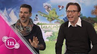 """""""Tabaluga"""" Stars """"Bully"""" Und Rick über Ihre Synchronrollen!"""
