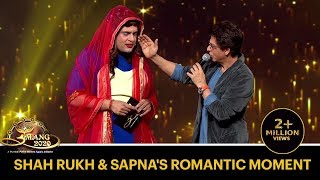 Click here to Subscribe to SET India Channel: http://www.youtube.com/setindia  Sapna being a huge fan of King Khan, Shah Rukh Khan, requests him to share some romantic moments with her. Will this be a romantic moment or a funny moment?  In the annual Mumbai Police event, Umang 2020, various Bollywood celebrities light up the stage with their performances to thank the Mumbai Police for keeping the city and its citizens safe.