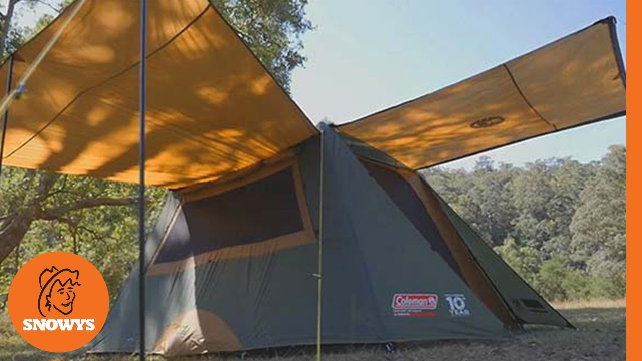 Instant Up Gold 4P Tent