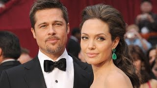 Brangelina is OVER! Angelina files for divorce.
