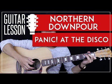 Northern Downpour Guitar Tutorial - Panic! At The Disco Guitar ...