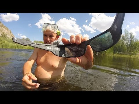 TOP 5 Best River Treasure Finds of 2017 (AND GIVEAWAY!) Found Gun, 4 GoPros, iPhones, Wallets!