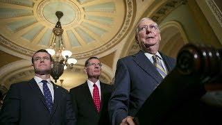 Senate Republicans Might Use Impeachment to Screw Over 2020 Democrats  - News