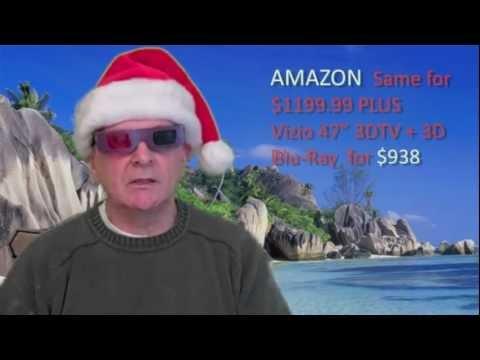 3D Black Friday LG Sony Best Buy Walmart Top 10 Christmas Cookies