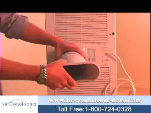 How To Vent Portable Air Conditioner Casement Window