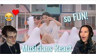 (G)I-DLE 'i'M THE TREND' MV Reaction