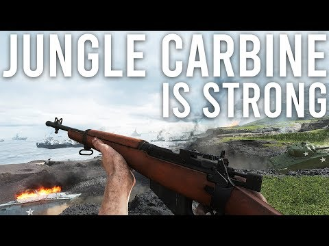 Jungle Carbine is really good in Battlefield V