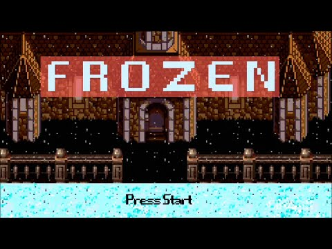 DIV I DED - DIV I DED / Divided - Frozen (8 Bit Video)