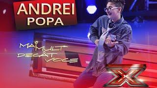 """Andrei Popa - Ştefan Bănică - """"Durli-Durli-Da"""" - X Factor"""