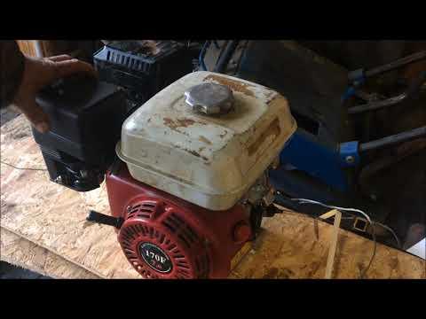 ,,Отчаянно,, дымящий Двигатель мотоблока ,,Лифан,, 🐾!!!Супер-капитальный ремонт!😊