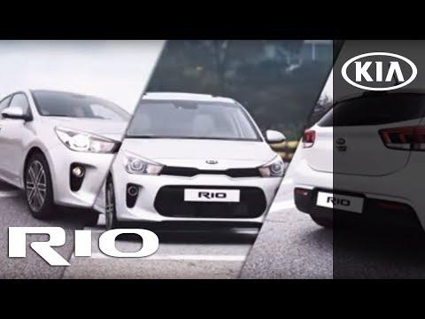 Kia  Rio 5 Doors Хетчбек класса B - рекламное видео 1