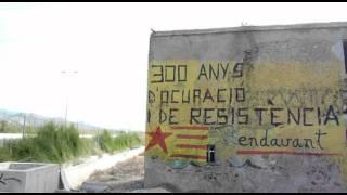 preview picture of video 'Endavant: mural 300 anys de resistència - Castelló de la Plana'