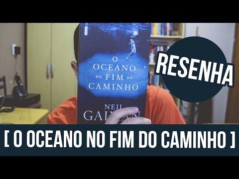 O OCEANO NO FIM DO CAMINHO de Neil Gaiman