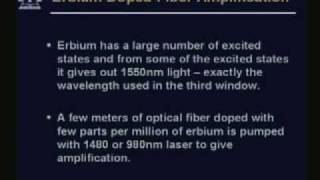 Lecture - 10 Fiber Optic Components