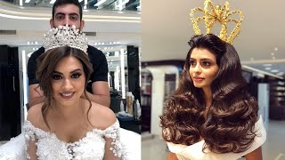 Most Amazing Bridal Hairstyles In The World | Best Wedding Hair Designs And Ideas
