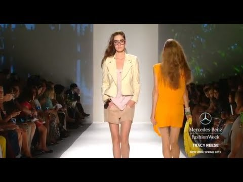 , title : 'TRACY REESE FULL COLLECTION - MERCEDES-BENZ FASHION WEEK SPRING 2013 COLLECTIONS'