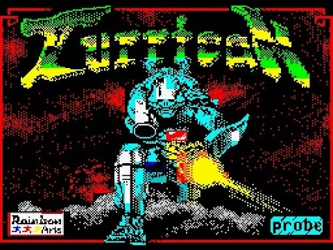 ZX Spectrum Longplay [053] Turrican