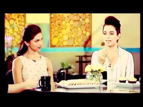 Download Funny Bits Of Kangana And Vidya During Interview HD Mp4 3GP Video and MP3